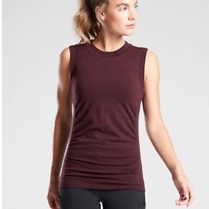 BOGO 🔴 ATHLETA Purple Foresthill Ascent Tank Top